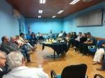 reunião em Prol da Santa Casa