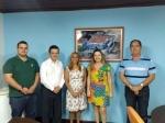 ACIPREV RECEBE VISITA DA DEPUTADA ESTADUAL CLÉLIA GOMES